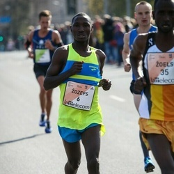 The 27th Lattelecom Riga Marathon - Joseph Kyengo Munywoki (6)