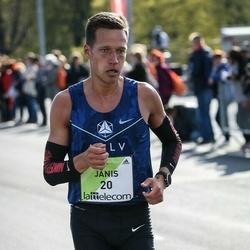 The 27th Lattelecom Riga Marathon - Jānis Višķers (20)