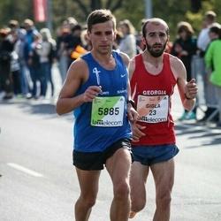 The 27th Lattelecom Riga Marathon - Jevgēnijs Turkins (5885)