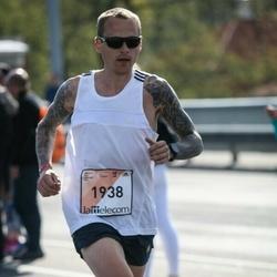 The 27th Lattelecom Riga Marathon - Kristaps Kaimiņš (1938)