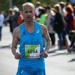 The 27th Lattelecom Riga Marathon - Jānis Gailis (6056)
