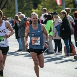 The 27th Lattelecom Riga Marathon - Anatolijs Macuks (1318)