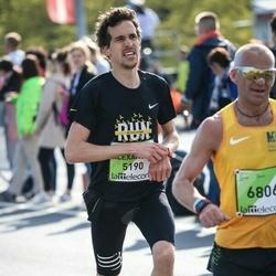 The 27th Lattelecom Riga Marathon - Alexander Artner (5190)