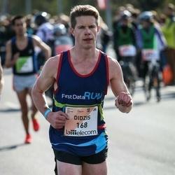 The 27th Lattelecom Riga Marathon - Didzis Glušņevs (168)