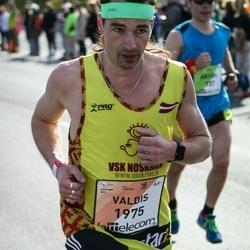 The 27th Lattelecom Riga Marathon - Valdis Miezītis (1975)