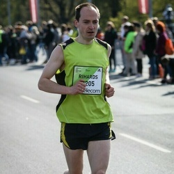 The 27th Lattelecom Riga Marathon - Rihards Petkevičs (3205)