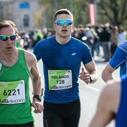 The 27th Lattelecom Riga Marathon - Rolands Pužulis (128)