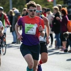 The 27th Lattelecom Riga Marathon - Edgars Zagorskis (5177)