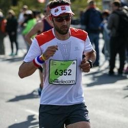 The 27th Lattelecom Riga Marathon - Guillaume Perrin (6352)