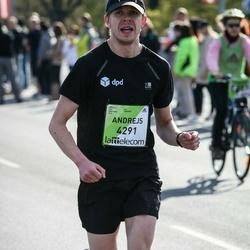 The 27th Lattelecom Riga Marathon - Andrejs Horošavins (4291)