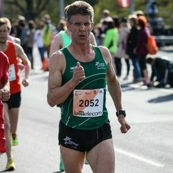 The 27th Lattelecom Riga Marathon - Hermann Gerald Plaickner (2052)