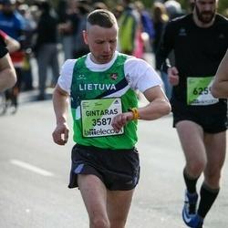 The 27th Lattelecom Riga Marathon - Gintaras Andruška (3587)