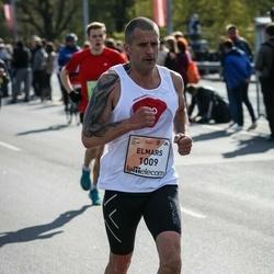 The 27th Lattelecom Riga Marathon - Elmars Maskalans (1009)
