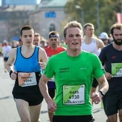 The 27th Lattelecom Riga Marathon - Kars Eijsink (4730)