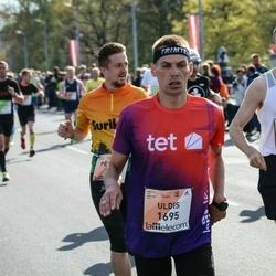The 27th Lattelecom Riga Marathon - Uldis Klepers (1695)