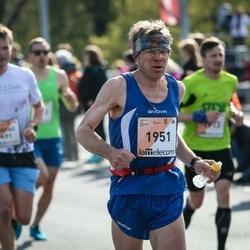 The 27th Lattelecom Riga Marathon - Normunds Laucis (1951)
