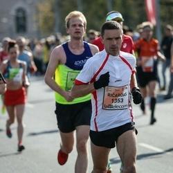 The 27th Lattelecom Riga Marathon - Ričardas Kanišauskas (1353)