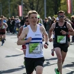 The 27th Lattelecom Riga Marathon - Daniel Rawson (4032)