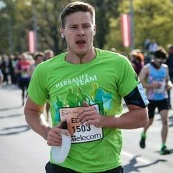 The 27th Lattelecom Riga Marathon - Edijs Lācis (1503)