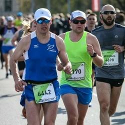 The 27th Lattelecom Riga Marathon - Viktor Maziarchuk (6442)