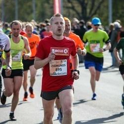 The 27th Lattelecom Riga Marathon - Zigmunds Bībers (895)