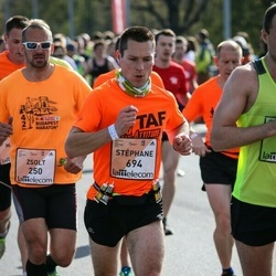 The 27th Lattelecom Riga Marathon - Stéphane Pierard (694)