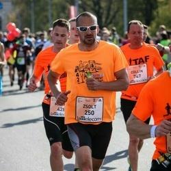 The 27th Lattelecom Riga Marathon - Zsolt Szomju (250)