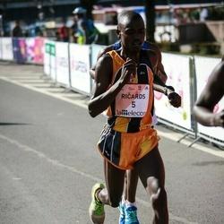 The 27th Lattelecom Riga Marathon - Richard Kiprono Bett (5)