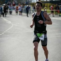 The 27th Lattelecom Riga Marathon - Oskars Cimermanis (6136)
