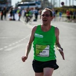 The 27th Lattelecom Riga Marathon - Thierry Sjerrie Van Riesen (4927)