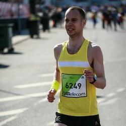 The 27th Lattelecom Riga Marathon - Maksims Novaks (6249)