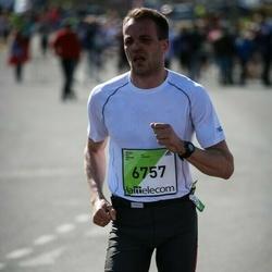 The 27th Lattelecom Riga Marathon - Aigars Kalnups (6757)