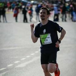 The 27th Lattelecom Riga Marathon - Augustas Jakubynas (129)