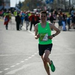 The 27th Lattelecom Riga Marathon - Andrius Vaitkevičius (3999)