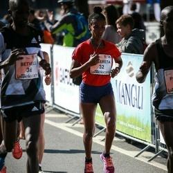 The 27th Lattelecom Riga Marathon - Meseret Gebre Dekebo (32)
