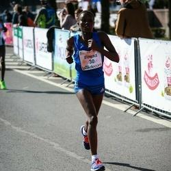 The 27th Lattelecom Riga Marathon - Eunice Mumbua Kioko (30)