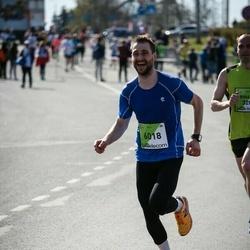 The 27th Lattelecom Riga Marathon - Artūrs Blūmiņš (6018)