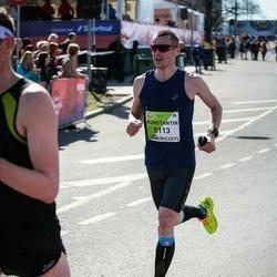 The 27th Lattelecom Riga Marathon - Konstantin Rachuk (5113)