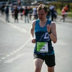 The 27th Lattelecom Riga Marathon - Māris Jansons (4578)