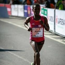 The 27th Lattelecom Riga Marathon - Yesumie Ayalew Ejigu (29)
