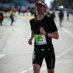 The 27th Lattelecom Riga Marathon - Artur Praun (5769)