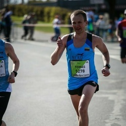 The 27th Lattelecom Riga Marathon - Tomas Gudas (5278)