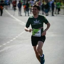 The 27th Lattelecom Riga Marathon - Jānis Linītis (6409)