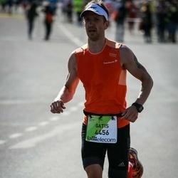 The 27th Lattelecom Riga Marathon - Gatis Pūcītis (4456)