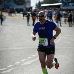 The 27th Lattelecom Riga Marathon - Mareks Skujiņš (5683)