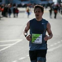 The 27th Lattelecom Riga Marathon - Dzmitry Martynau (3433)