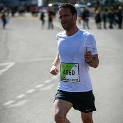 The 27th Lattelecom Riga Marathon - Mārcis Bokmanis (6560)