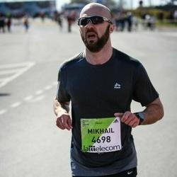 The 27th Lattelecom Riga Marathon - Mikhail Bolshakov (4698)