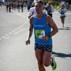 The 27th Lattelecom Riga Marathon - Ben Barwick (5843)
