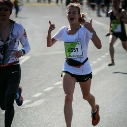 The 27th Lattelecom Riga Marathon - Linda Boldāne (6557)
